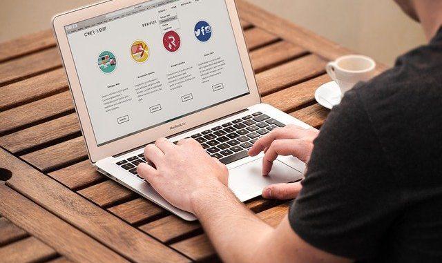 Avoir un site web pour une entreprise